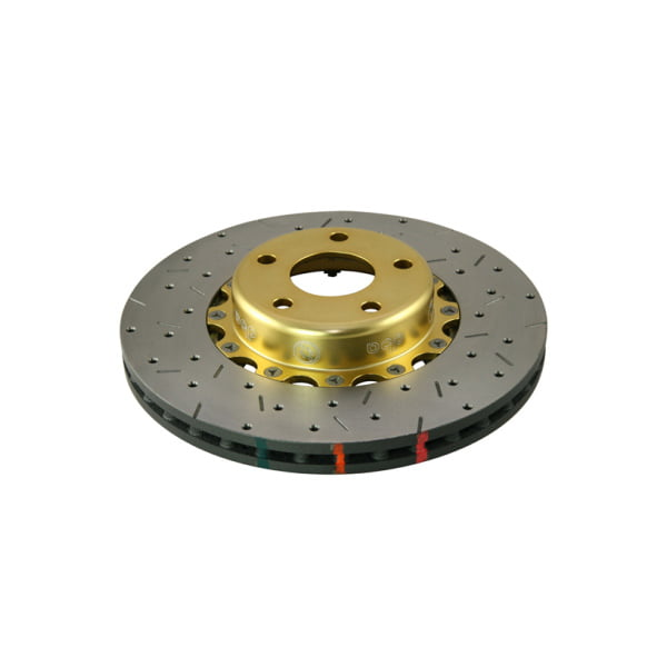 Brake Rotors - Slot & Drilled